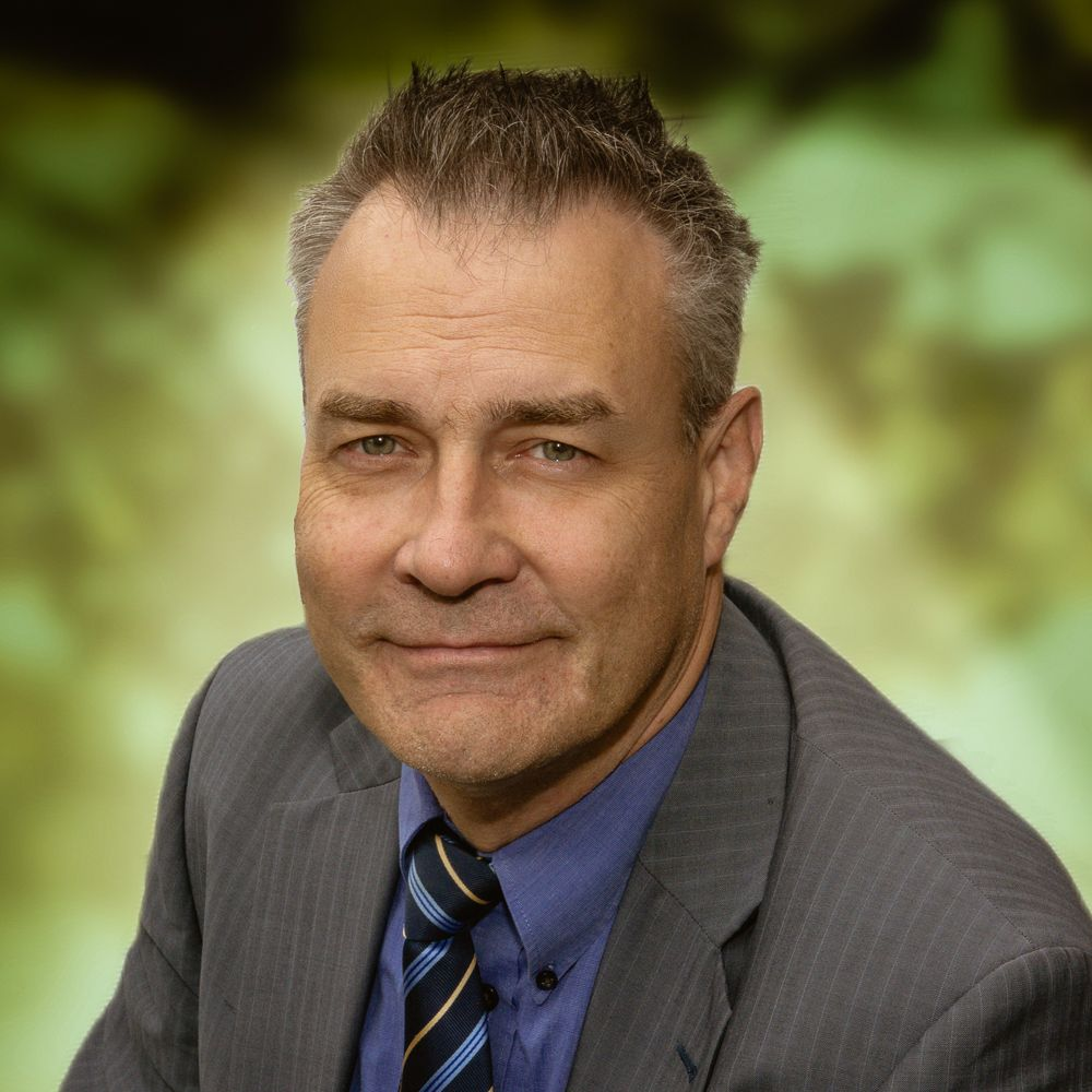 Dr. Martin Burow Portrait